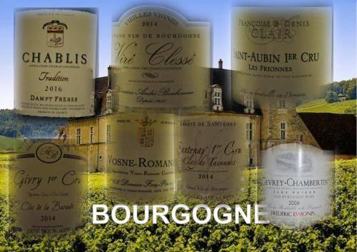 23-2-2018: Premiers Crus van de Bourgogne